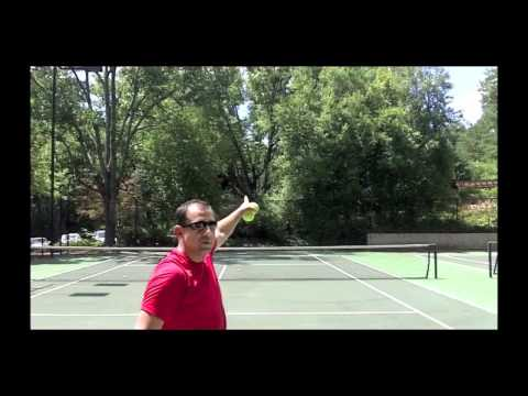 5 Tiips To Improve Your Tennis Serve
