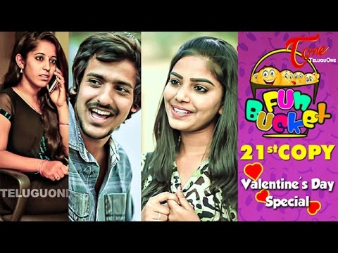 Fun Bucket | 21st Copy | Funny Videos | Valetine's Day Special