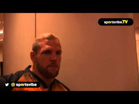 London Wasps Squad Secrets - James Haskell