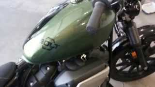 8. 2014 Yamaha Bolt aftermarket accessories 2015