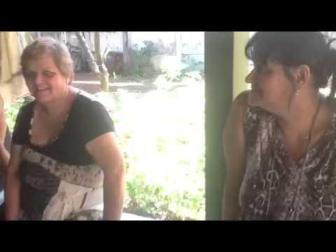 Familia Fonseca reunida em Canapolis