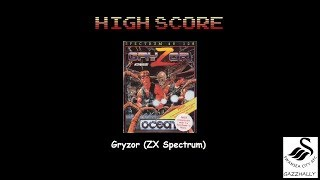 Gryzor (ZX Spectrum Emulated) by gazzhally