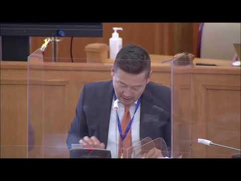 Х.Ганхуяг: Цахим гарын үсэг олон улсад хүлээн зөвшөөрөгдөх үү?
