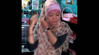 Hijab Tutorial: Callysta-Shop