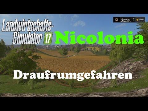 Nicolonia Farming simulator 17 v1.0