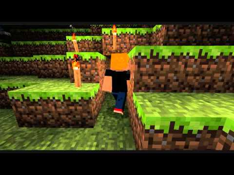 The Eye of the Creeper - Minecraft Music Video