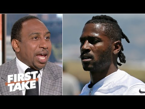 Video: Antonio Brown is being selfish, childish and petty – Stephen A. | First Take
