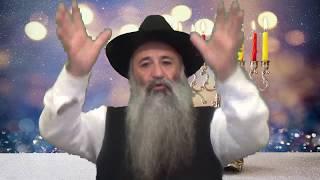 """N°165 La segoula contre le mauvais œil de notre maître le hida z""""l et le tiqoun pour Hanouka"""