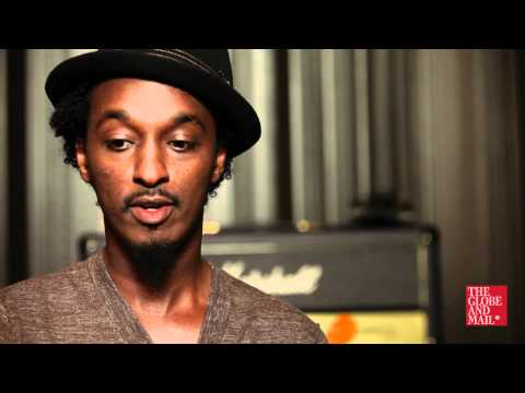 K'naan talks about charities competing for money and attention