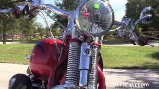 6. 2007 Harley Davidson CVO Softail Springer  - Used Motorcycles for sale