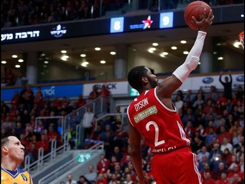 7DAYS EuroCup Highlights: Hapoel Bank Yahav Jerusalem-Herbalife Gran Canaria Las Palmas, Game 1