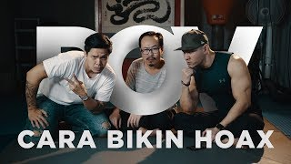 Video POV - CARA BIKIN HOAX Feat. DEDDY CORBUZIER MP3, 3GP, MP4, WEBM, AVI, FLV Februari 2019
