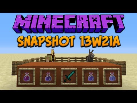 attribute - This video will cover the attribute and modifier system in the latest minecraft snapshot. As well as covering everything else as per usual :-) http://mojang....