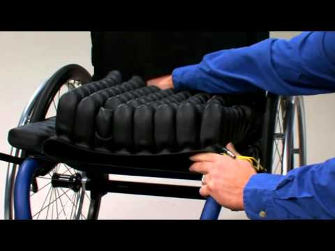 ROHO® PROFILE® Series Cushions Set Up & Adjustment
