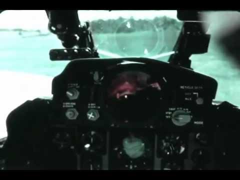 McDonnell F-4 Phantom II color/silent/6:07...