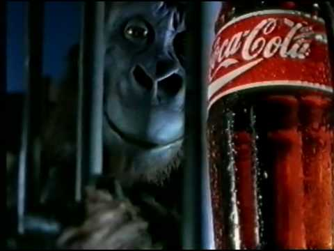 Gorilla - Coca Cola Commercial