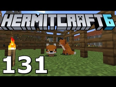 Hermitcraft 6: Fully Automatic Berry Farm! (Minecraft 1.14.2 Episode 131)