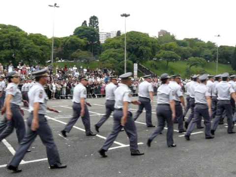 Desfile da Formatura de Sargentos PM/SP 2011