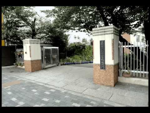 京都市上京区 乾隆小学校.avi