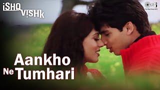 Nonton Aankhon Ne Tumhari   Full Video   Ishq Vishk   Alka Yagnik   Kumar Sanu   Shahid Kapoor   Amrita Rao Film Subtitle Indonesia Streaming Movie Download