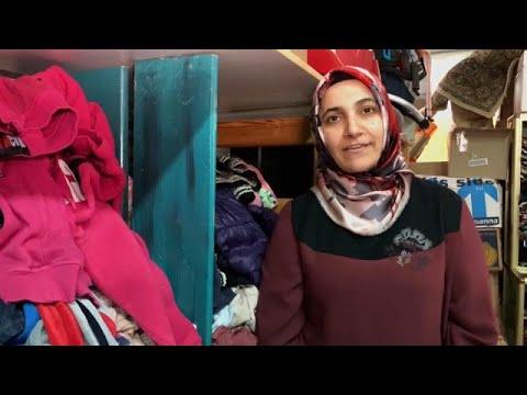 Θεσσαλονίκη: Ένα ασφαλές λιμάνι για τους αιτούντες άσυλο από την Τουρκία…