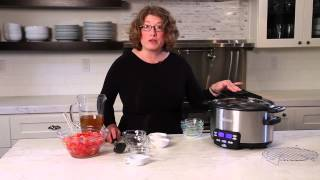 4 Qt. 3-in-1 Cook Central® Multicooker Demo Video Icon