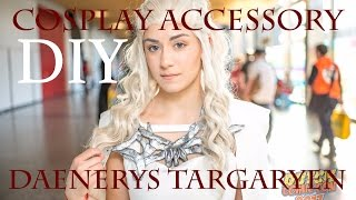 Hiya guys! First of all, I am an amateur at this, not a crafting god. This is my first tutorial I made for those in need that want to know how I made my Daenerys ...