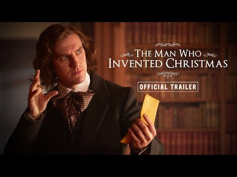 THE MAN WHO INVENTED CHRISTMAS | Official UK Trailer [HD] - On DVD And Blu-ray November 12
