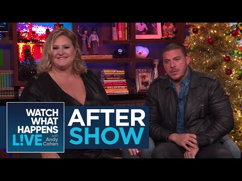 After Show: Why Jax Taylor And James Kennedy Ended Their Feud | Vanderpump Rules | WWHL