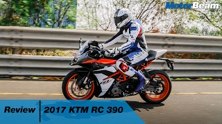 10. 2017 KTM RC 390 Review - Better Than R3 Now? | MotorBeam