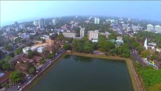 Corporate Film for Cyberpark Calicut By DNA5 Communications