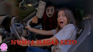 HALLOWEEN / COSAS QUE NO HACER SI VIVES EN UNA PELI DE TERROR !! LA DIVERSION DE MARTINA