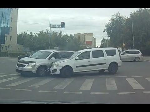 Новая подборка аварий от 7 09 16