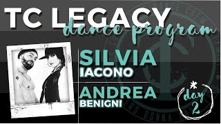 TC LEGACY DANCE PROGRAM - Silvia Iacono & Andrea Beniglni - Maniac Jhené Aiko