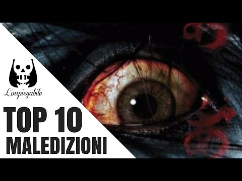 10 famose ed inquietanti maledizioni