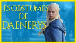 Daenerys est un personnage central de Game Of Thrones et si ses costumes sont souvent applaudis, leur concordance avec l'évolution de la situation de ...