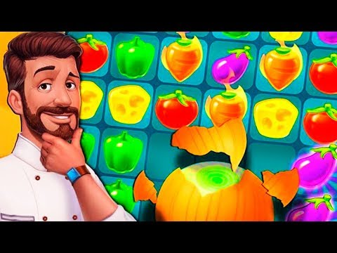 Let's Cook (by Big Fish Games) Android GamePlay FullHD