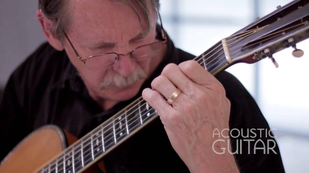 Acoustic Guitar Sessions: Richard Osborn's Steel-String Ragas