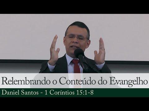 Relembrando o Conteúdo do Evangelho