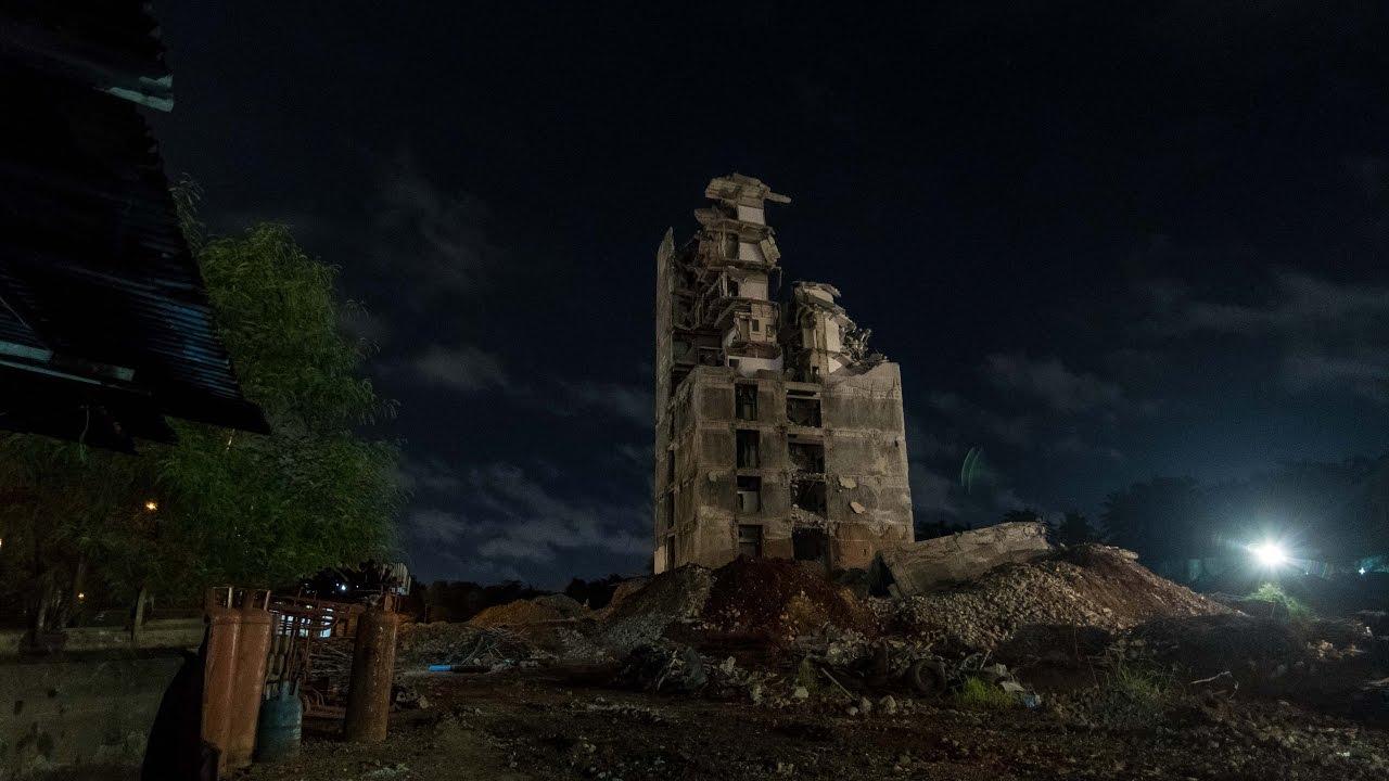 Gedung Panin Demolition Highlight II