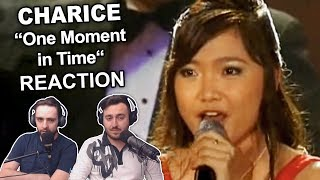 """Video """"Charice - One Moment in Time"""" Reaction MP3, 3GP, MP4, WEBM, AVI, FLV Juli 2018"""