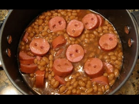 Halloween recipe how to make baked beans and sausage snouts halloween recipe how to make baked beans and sausage snouts cooking villa forumfinder Image collections