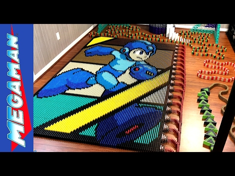 Mega Man IN 24 922 DOMINOES