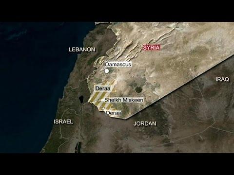 Συρία: Σκληρές συγκρούσεις για τον έλεγχο στρατηγικής πόλης στα νότια