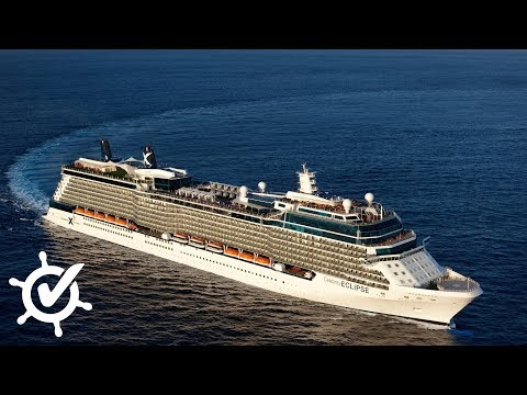 Celebrity Eclipse: Live-Rundgang (Celebrity Cruises ...