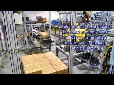 Midwest Packaging Solutions - Combi Robotics