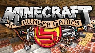 Minecraft: Hunger Games Survival w/ CaptainSparklez - QUEST FOR IRON!