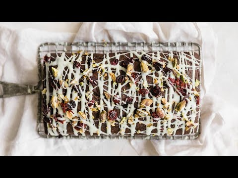 Healthy Gingerbread Loaf