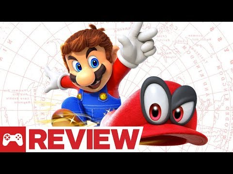 """Super Mario Odyssey Is More Than A Just """"Masterpiece"""""""