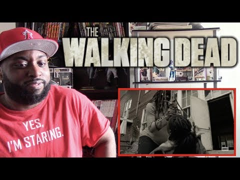 """The Walking Dead REACTION & REVIEW - 9x14 """"Scars"""""""